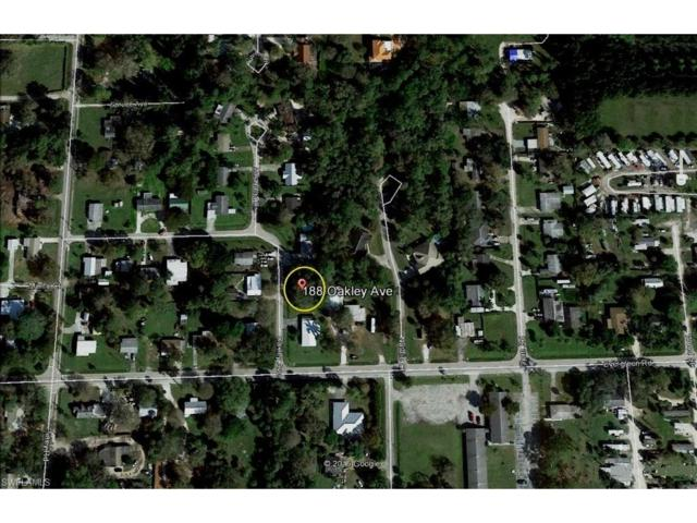 188 Oakley Ave, North Fort Myers, FL 33903 (MLS #216076260) :: The New Home Spot, Inc.
