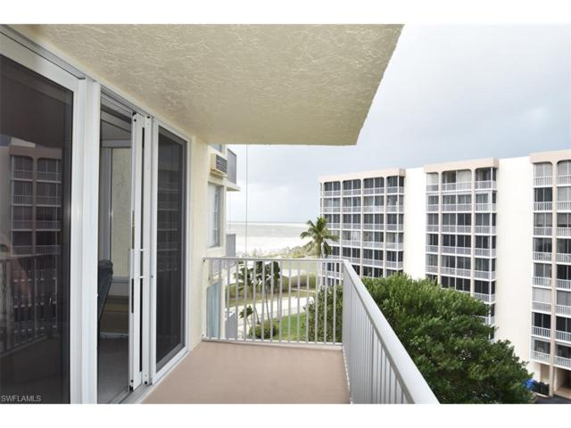 7300 Estero Blvd #608, Fort Myers Beach, FL 33931 (#216080579) :: Homes and Land Brokers, Inc