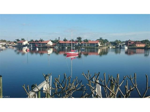434 Tudor Dr 2H, Cape Coral, FL 33904 (#217007255) :: Homes and Land Brokers, Inc