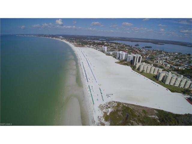 6900 Estero Blvd #207, Fort Myers Beach, FL 33931 (#217008615) :: Homes and Land Brokers, Inc