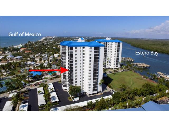 4745 Estero Blvd #802, Fort Myers Beach, FL 33931 (MLS #217010204) :: The New Home Spot, Inc.