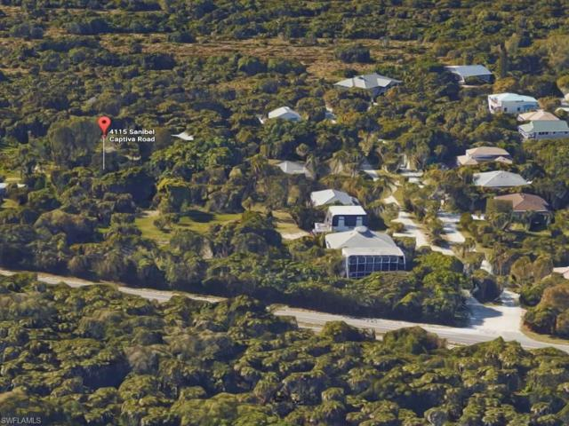 4115 Sanibel Captiva Rd, Sanibel, FL 33957 (#217013059) :: Homes and Land Brokers, Inc