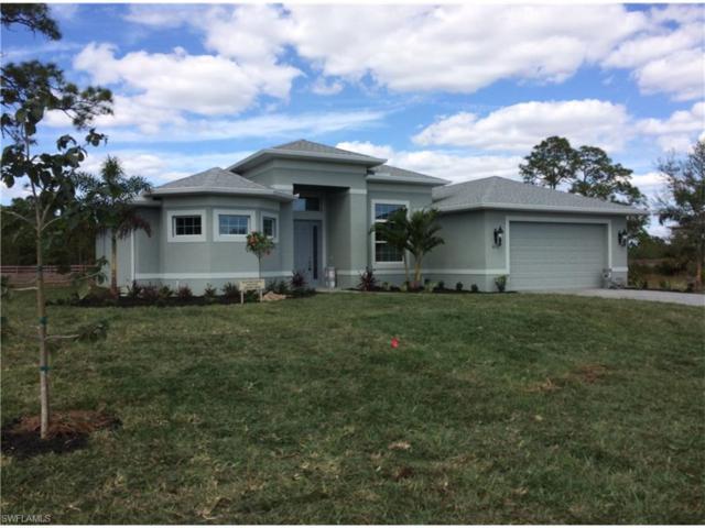 8231 Hunters Glen Cir, North Fort Myers, FL 33917 (MLS #217021256) :: The New Home Spot, Inc.