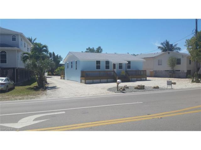 6030 Estero Blvd, Fort Myers Beach, FL 33931 (MLS #217024379) :: The New Home Spot, Inc.