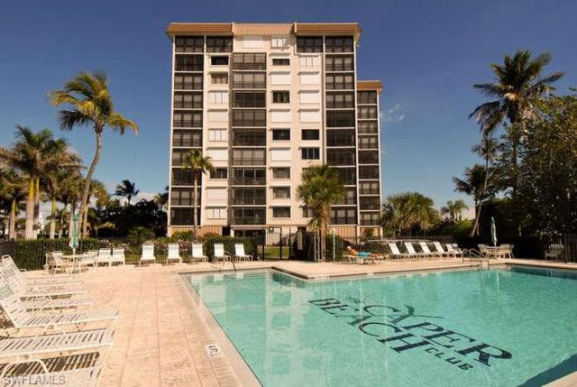 2810 Estero Blvd #313, Fort Myers Beach, FL 33931 (MLS #217024448) :: RE/MAX Realty Team
