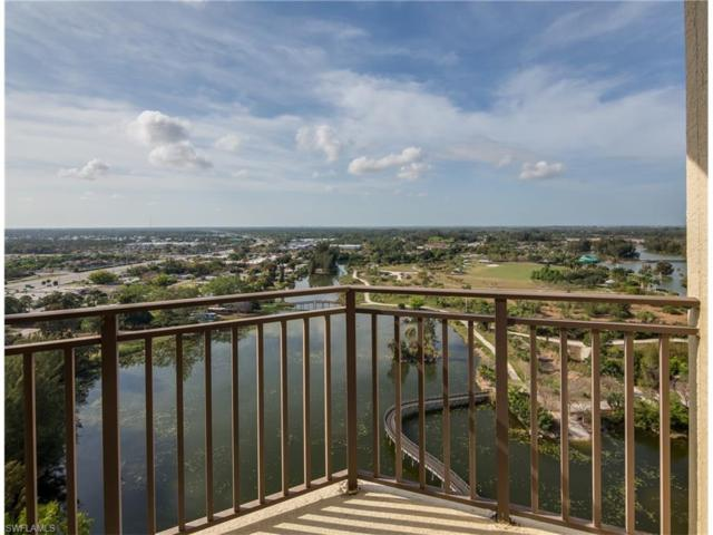 14380 Riva Del Lago Dr #1905, Fort Myers, FL 33907 (MLS #217030009) :: The New Home Spot, Inc.