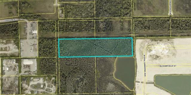 Lot 3 & 4 Southside Gardens, Fort Myers, FL 33916 (MLS #217030240) :: Clausen Properties, Inc.