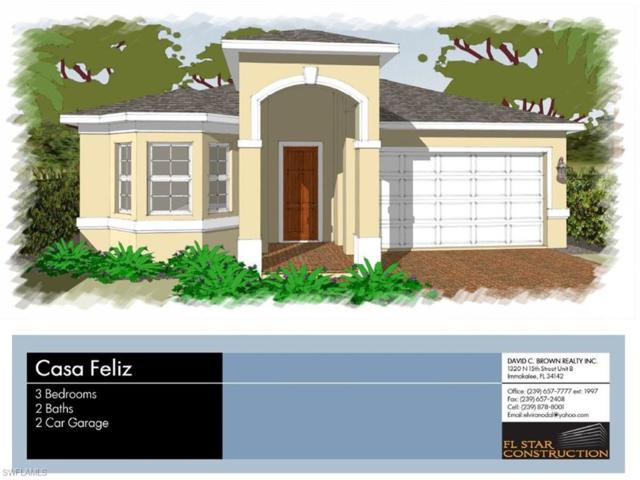 922 Hamilton St, Immokalee, FL 34142 (MLS #217032616) :: The New Home Spot, Inc.
