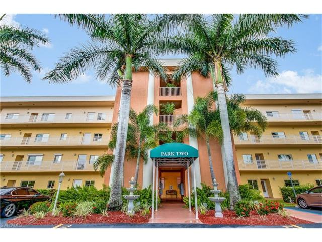14931 Park Lake Dr #205, Fort Myers, FL 33919 (MLS #217034271) :: The New Home Spot, Inc.
