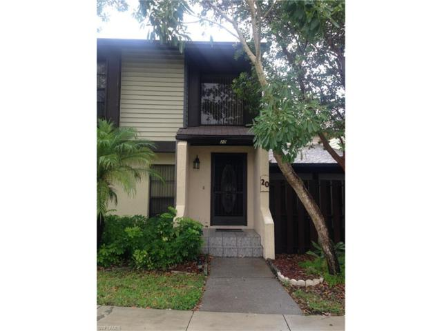646 SE 12th Ct #20, Cape Coral, FL 33990 (#217036021) :: Homes and Land Brokers, Inc