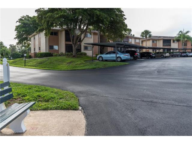 6498 Royal Woods Dr #8, Fort Myers, FL 33908 (#217042457) :: Homes and Land Brokers, Inc