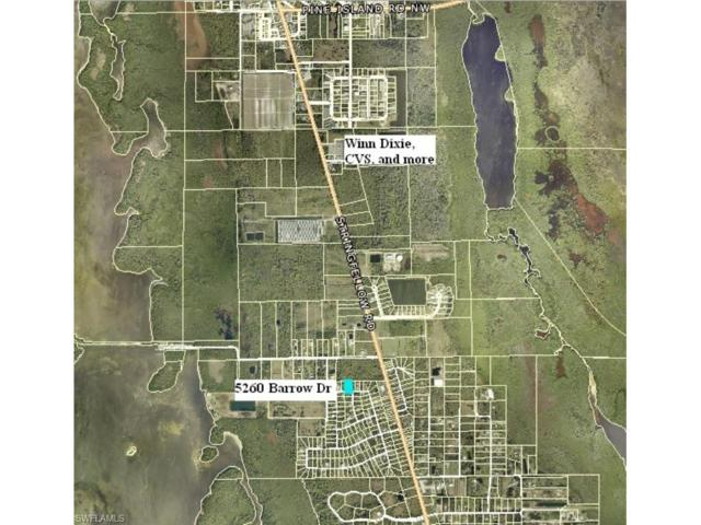 5260 Barrow Dr, Other, FL 33956 (MLS #217049579) :: The New Home Spot, Inc.