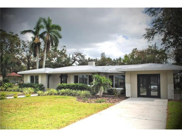 1546 Del Rio Dr, Fort Myers, FL 33901 (MLS #217049898) :: The New Home Spot, Inc.