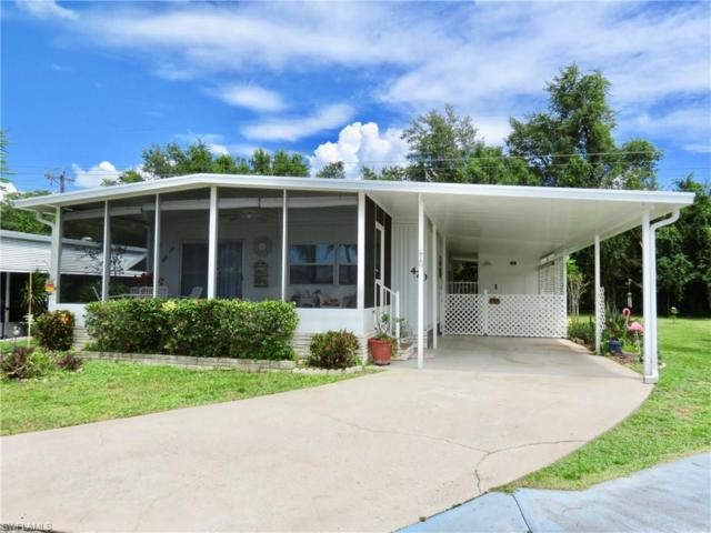 420 Timber Ln N, North Fort Myers, FL 33917 (MLS #217051319) :: The New Home Spot, Inc.