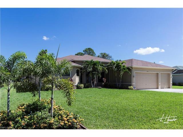 6721 Matt Pledger Ct, North Fort Myers, FL 33917 (MLS #217053244) :: The New Home Spot, Inc.