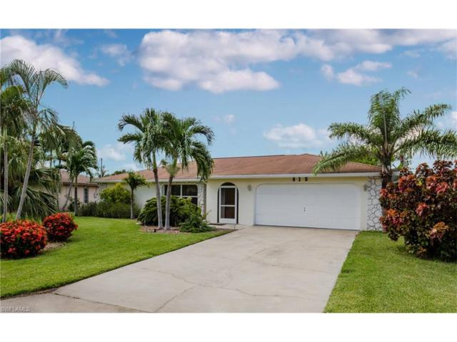 815 SW 56th St, Cape Coral, FL 33914 (MLS #217053308) :: The New Home Spot, Inc.