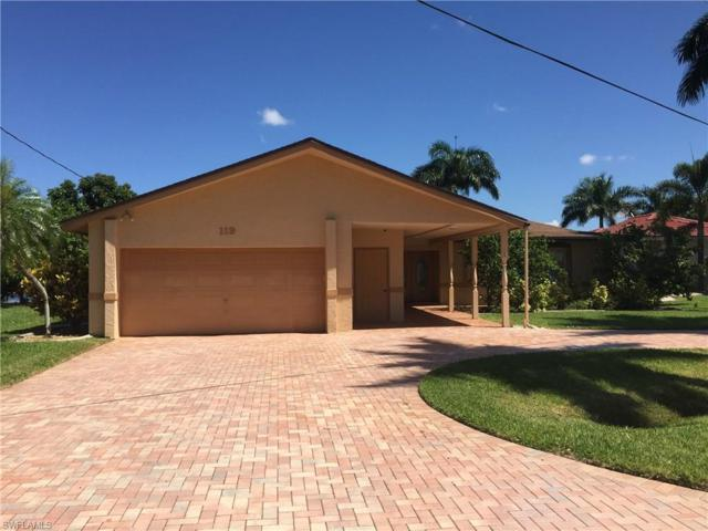 119 Bayshore Dr, Cape Coral, FL 33904 (MLS #217053508) :: RE/MAX Realty Group