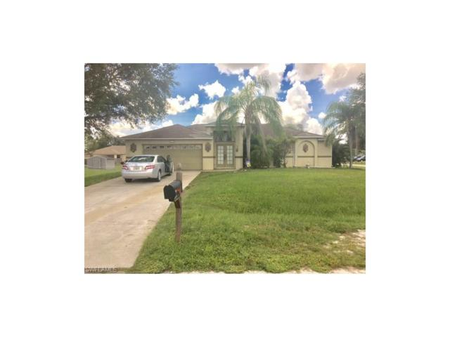 218 Ancona St, Fort Myers, FL 33913 (MLS #217054349) :: The New Home Spot, Inc.