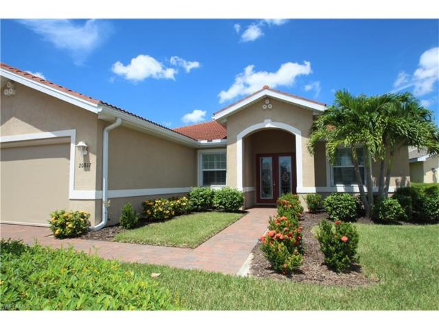 20817 Castle Pines Ct, North Fort Myers, FL 33917 (MLS #217055595) :: The New Home Spot, Inc.