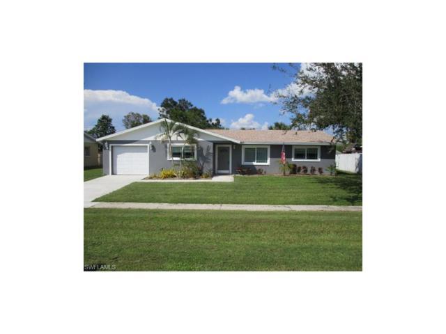 960 Jasmine St, North Fort Myers, FL 33903 (MLS #217055991) :: The New Home Spot, Inc.