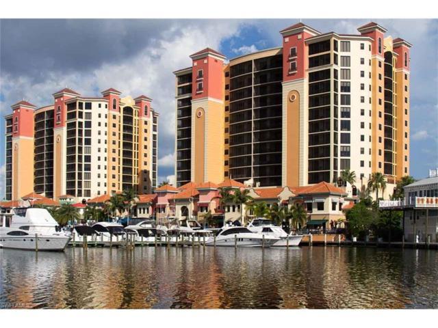 5781 Cape Harbour Dr #1206, Cape Coral, FL 33914 (MLS #217057207) :: The New Home Spot, Inc.