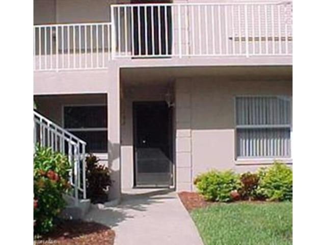 15011 Arbor Lakes Dr E #102, North Fort Myers, FL 33917 (MLS #217057317) :: The New Home Spot, Inc.