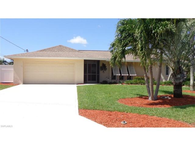 3316 SE 17th Ave, Cape Coral, FL 33904 (MLS #217059961) :: The New Home Spot, Inc.