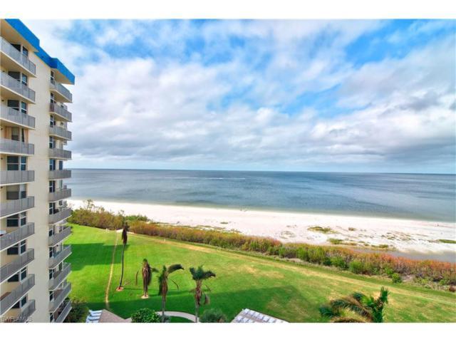 7300 Estero Blvd #803, Fort Myers Beach, FL 33931 (MLS #217060139) :: The New Home Spot, Inc.