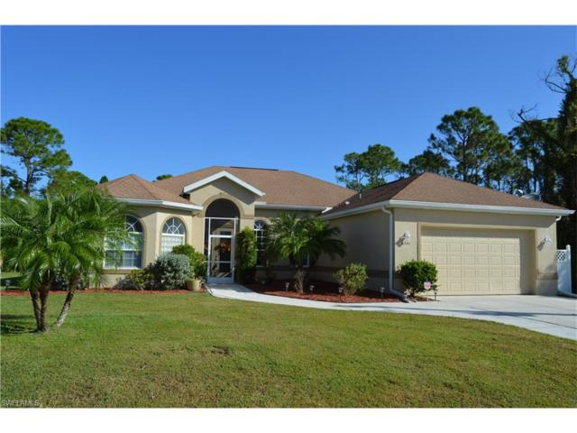6741 Eagle Tree Ct, North Fort Myers, FL 33917 (MLS #217061522) :: The New Home Spot, Inc.