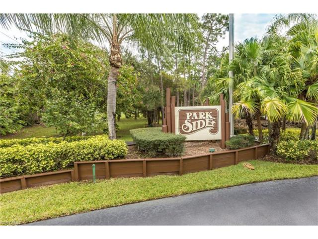 15101 Parkside Dr #104, Fort Myers, FL 33908 (MLS #217063222) :: The New Home Spot, Inc.
