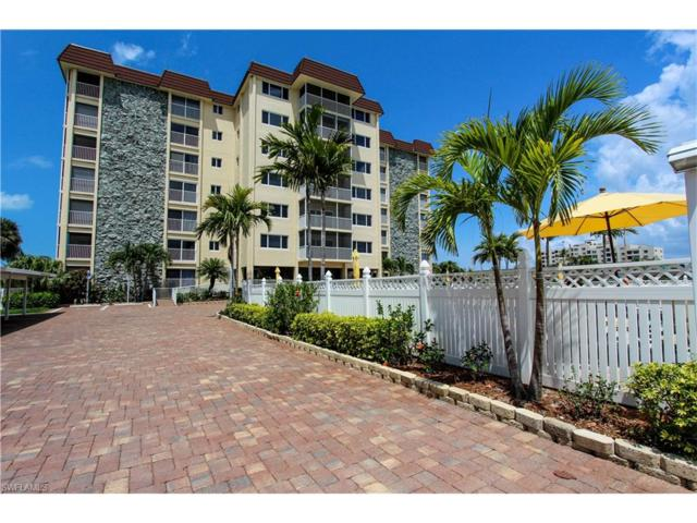 6900 Estero Blvd #208, Fort Myers Beach, FL 33931 (MLS #217063523) :: The New Home Spot, Inc.