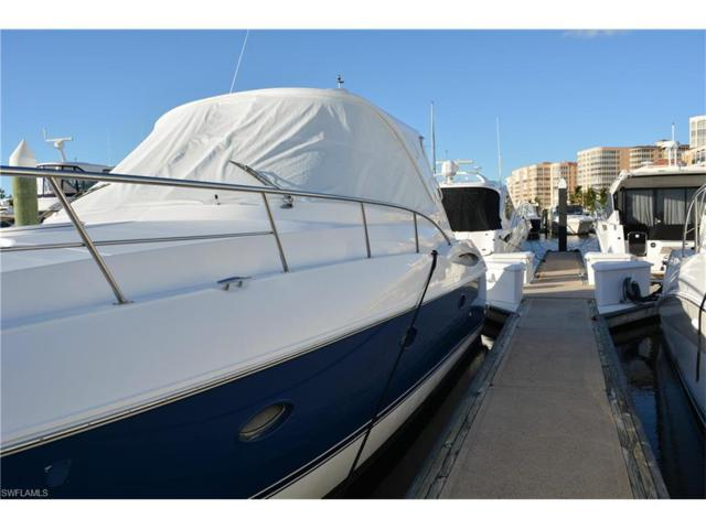 48 Ft. Boat Slip At Gulf Harbour F-22, Fort Myers, FL 33908 (MLS #217065056) :: The Naples Beach And Homes Team/MVP Realty