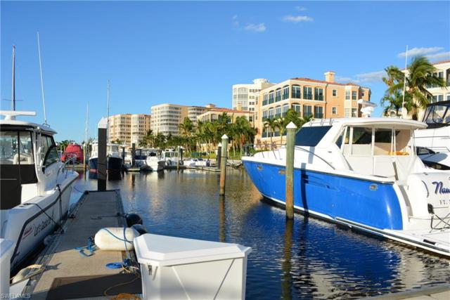 48 Ft. Boat Slip At Gulf Harbour G-3, Fort Myers, FL 33908 (MLS #217065601) :: RE/MAX DREAM