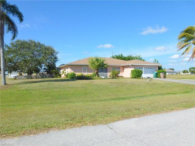 1424 NE 22nd Ave, Cape Coral, FL 33909 (MLS #217072750) :: Clausen Properties, Inc.