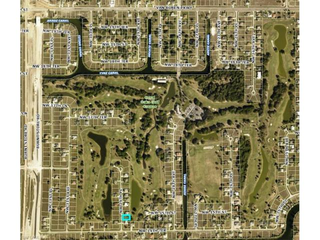 1433 NW 29th Pl, Cape Coral, FL 33993 (MLS #218001176) :: The New Home Spot, Inc.
