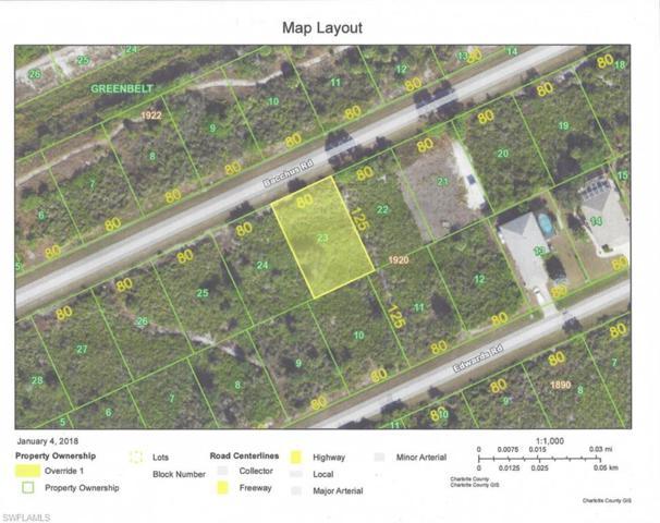 12133 Bacchus Rd, Port Charlotte, FL 33981 (MLS #218001412) :: The New Home Spot, Inc.