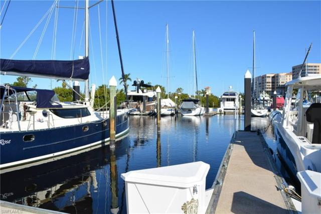 48 Ft. Boat Slip At Gulf Harbour G-6, Fort Myers, FL 33908 (MLS #218002359) :: Clausen Properties, Inc.