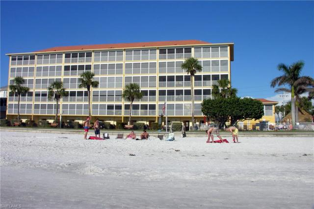 5000 Estero Blvd #101, Fort Myers Beach, FL 33931 (MLS #218002637) :: Clausen Properties, Inc.