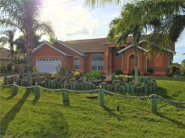 508 NW 34th Pl, Cape Coral, FL 33993 (MLS #218005451) :: RE/MAX DREAM