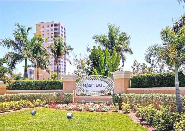 12701 Mastique Beach Blvd #1003, Fort Myers, FL 33908 (MLS #218011262) :: The New Home Spot, Inc.