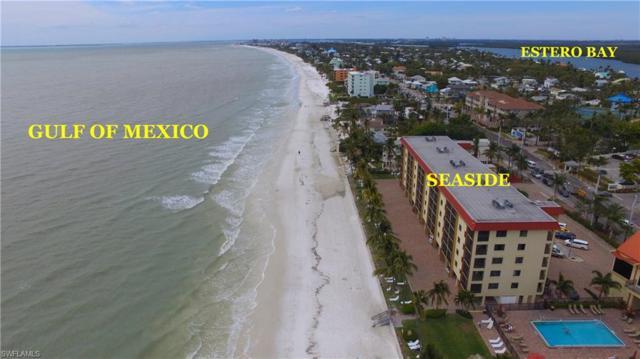 4770 Estero Blvd #204, Fort Myers Beach, FL 33931 (MLS #218016622) :: RE/MAX Realty Team