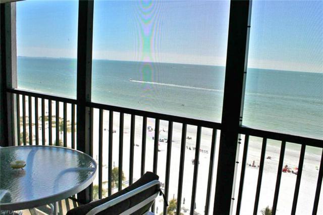 2800 Estero Blvd #1104, Fort Myers Beach, FL 33931 (MLS #218024142) :: RE/MAX DREAM