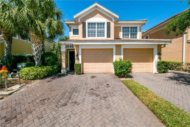 2640 Somerville Loop #1508, Cape Coral, FL 33991 (MLS #218024180) :: RE/MAX DREAM