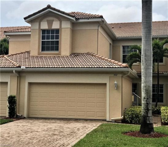 6071 Jonathans Bay Cir #502, Fort Myers, FL 33908 (MLS #218035530) :: The Naples Beach And Homes Team/MVP Realty