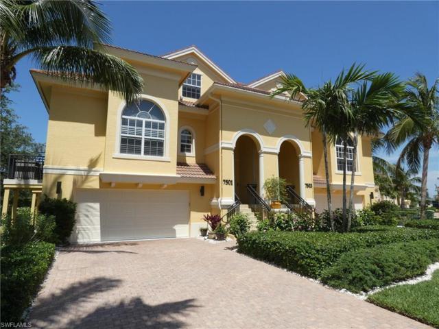 7501 Lake Valencia Ct 1A, Fort Myers Beach, FL 33931 (MLS #218038802) :: RE/MAX DREAM