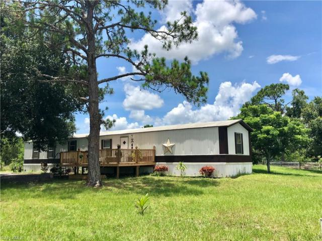420 N Romero St, Clewiston, FL 33440 (MLS #218042421) :: The New Home Spot, Inc.