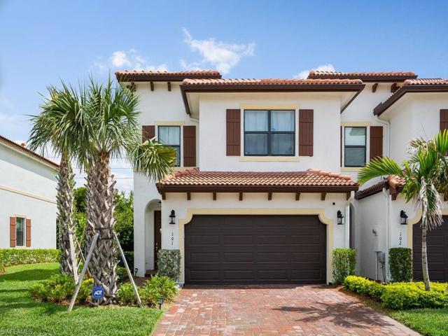15830 Portofino Springs Blvd #101, Fort Myers, FL 33908 (MLS #218044346) :: RE/MAX DREAM