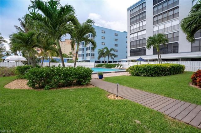 392 Estero Blvd #505, Fort Myers Beach, FL 33931 (MLS #218044364) :: RE/MAX Realty Team