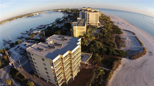 100 Estero Blvd NW #535, Fort Myers Beach, FL 33931 (MLS #218046108) :: RE/MAX DREAM