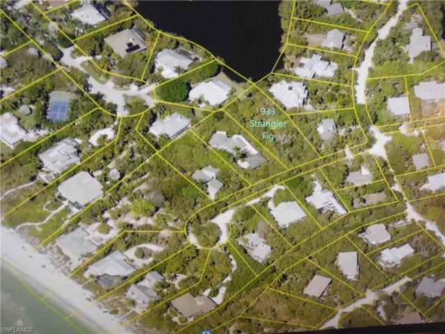 933 Strangler Fig Ln, Sanibel, FL 33957 (MLS #218046147) :: RE/MAX Realty Group